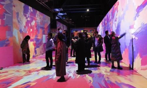 如何打造一个破圈的AI艺术展?