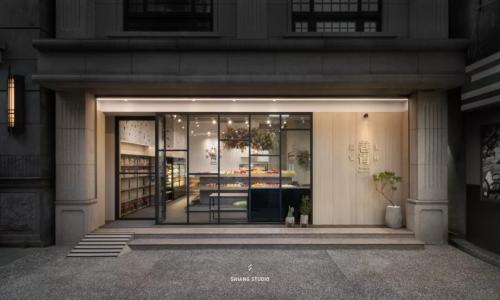 """这不是咖啡店!是台湾的""""菜市场""""!满满的设计感,以美好连结邻里  """